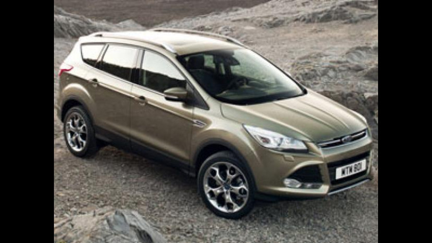 Nuova Ford Kuga, avviata la produzione