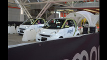 Motor Show 2012: con la smart elettrica si gioca a... Pong