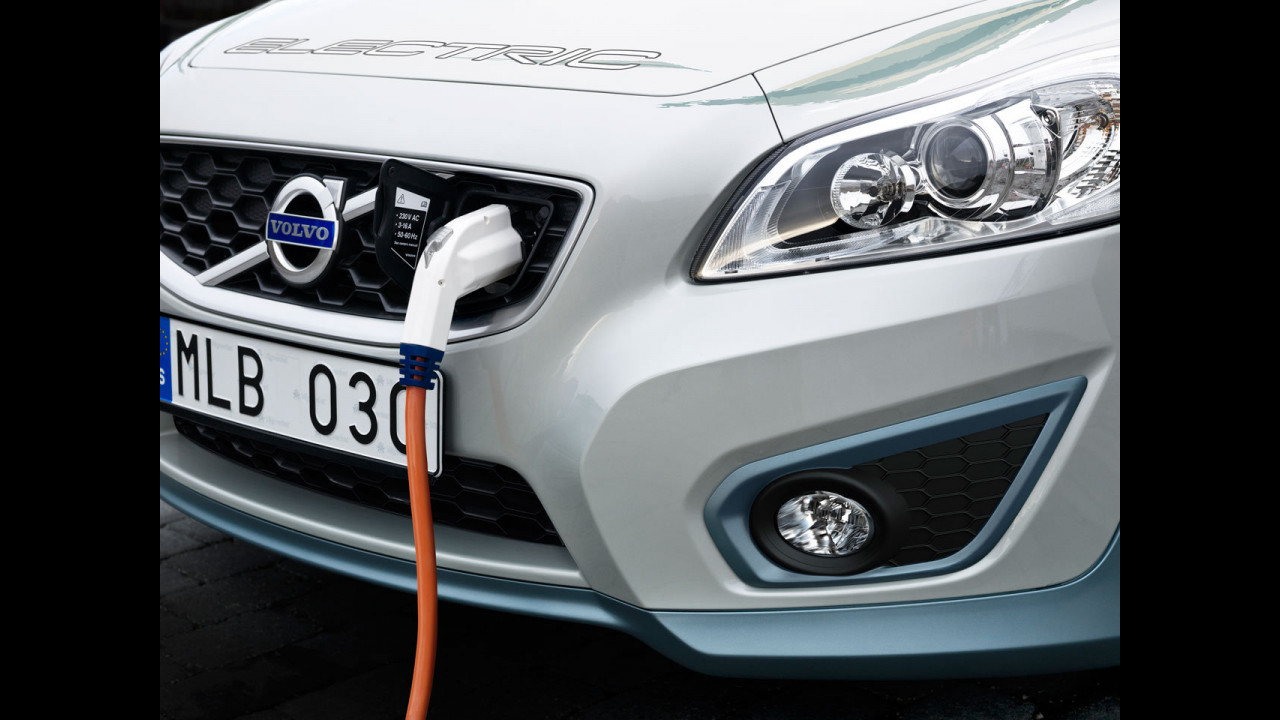 Volvo C30 Electric trifase