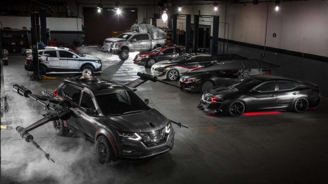 [Copertina] - Nissan e le concept ispirate a Star Wars