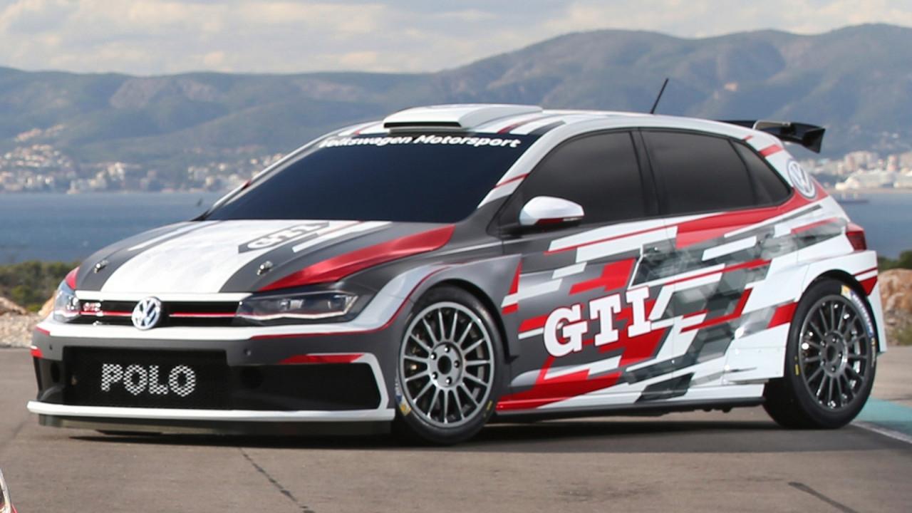 [Copertina] - Volkswagen Polo GTI R5, con 272 CV per il campionato rally WRC2