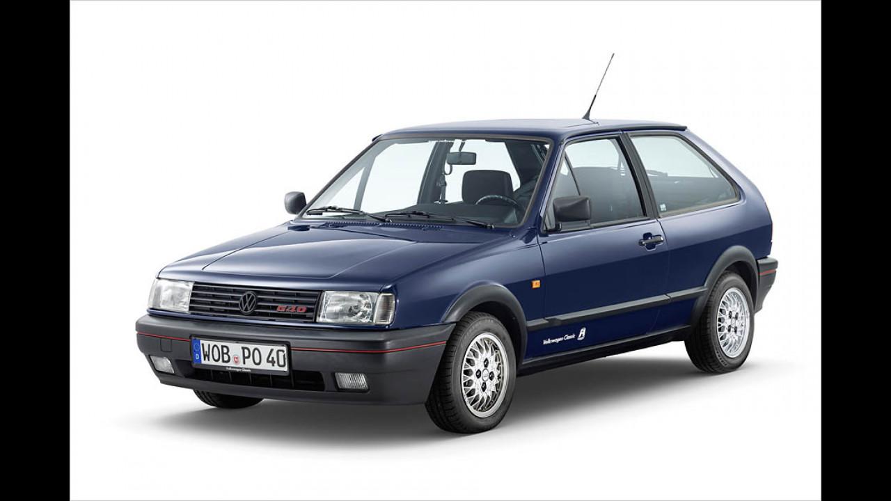 VW Polo G40 (1991)
