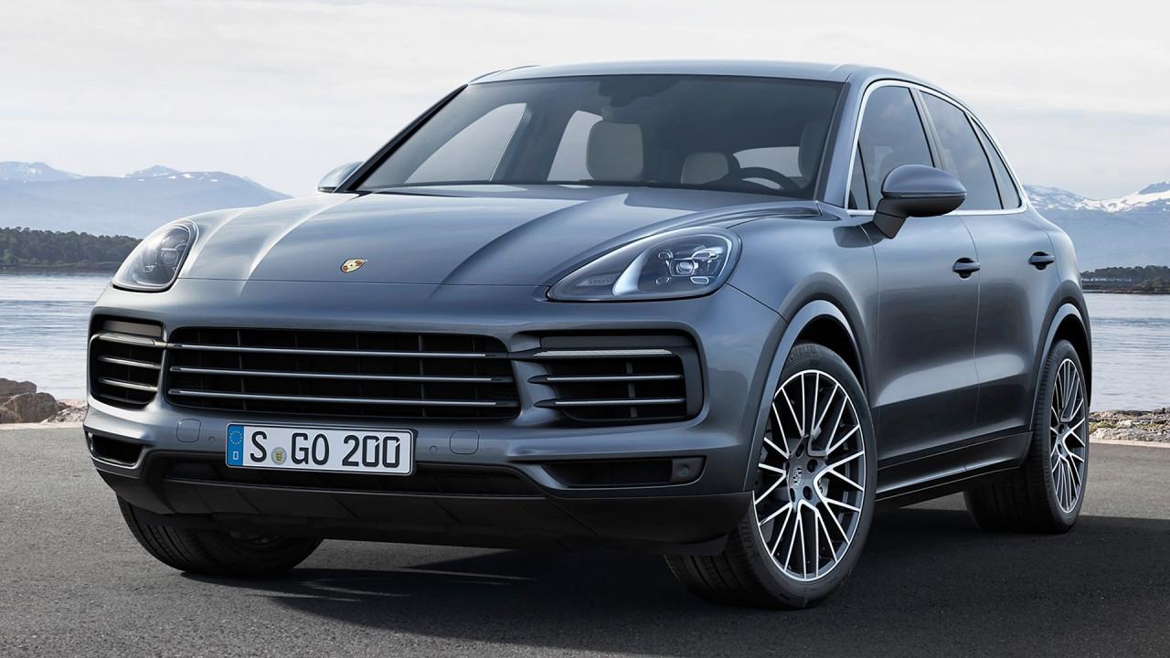 [Copertina] - Nuova Porsche Cayenne, lusso e sportività crescono insieme