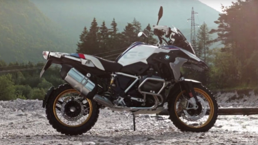BMW R 1250 GS 2019, i dettagli [VIDEO]