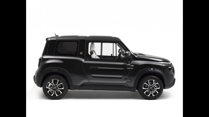 Citroen E-Mehari Styled by Courreges, arriva l'edizione limitata