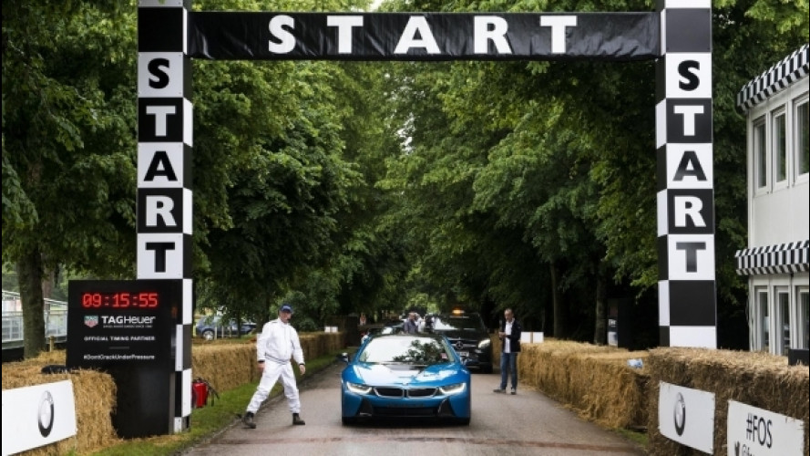 Goodwood, al via il Festival of Speed 2016 [VIDEO]