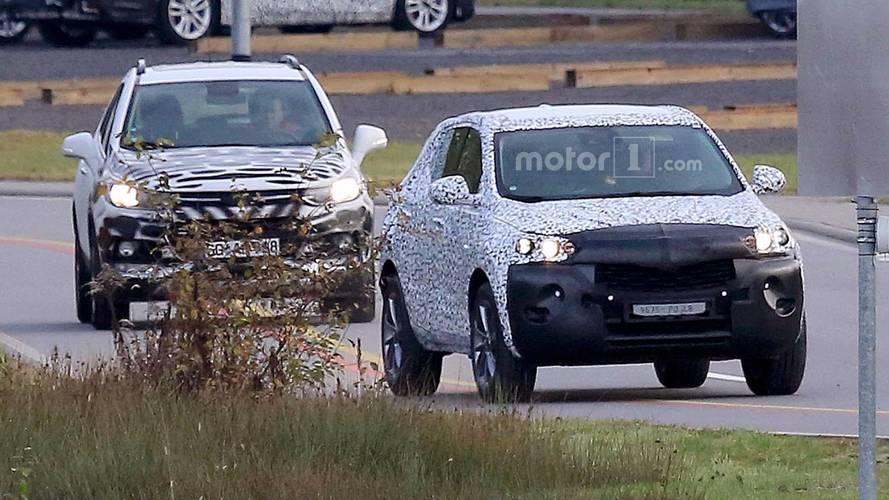 Flagra - Será esse o novo Chevrolet Tracker?