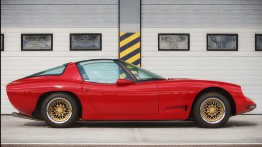 """Bizzarrini 1900 GTS Europa, """"l'auto perfetta"""" [VIDEO]"""