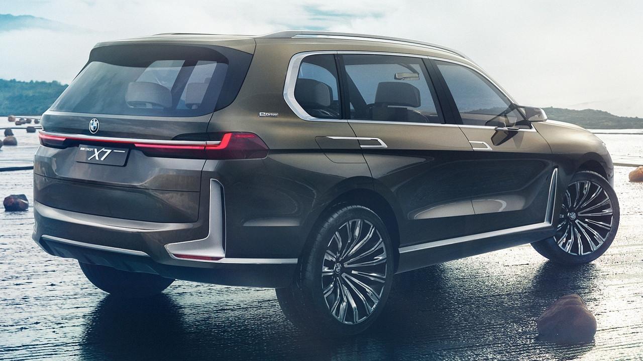 [Copertina] - BMW Concept X7 iPerformance, quando il SUV esagera