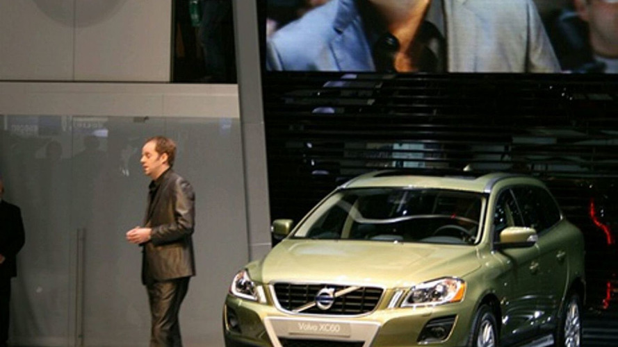 Live revealing of all new Volvo XC60 in Geneva