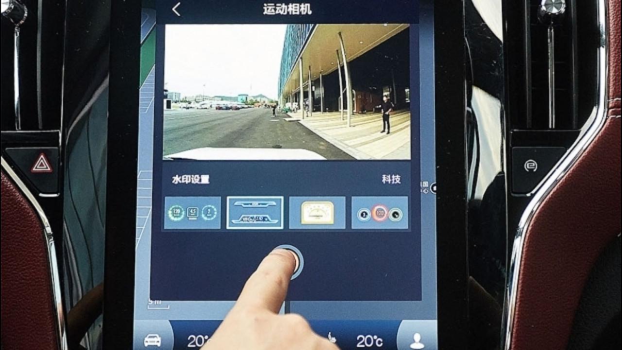 [Copertina] - OS'Car, Alibaba minaccia Google ed Apple