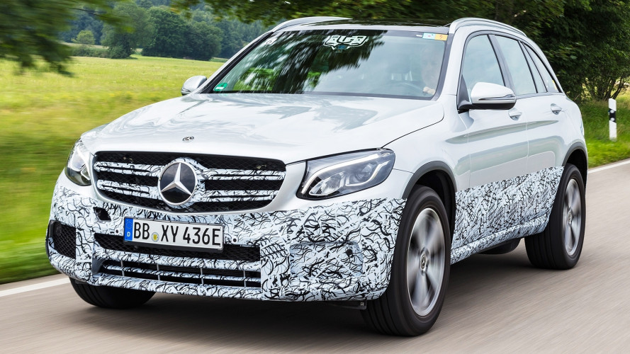 Mercedes GLC F-CELL, lo sviluppo del SUV a idrogeno