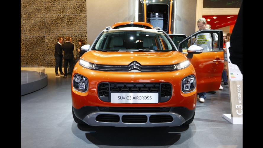 Salone di Francoforte: 8 nuovi SUV compatti fra cui scegliere
