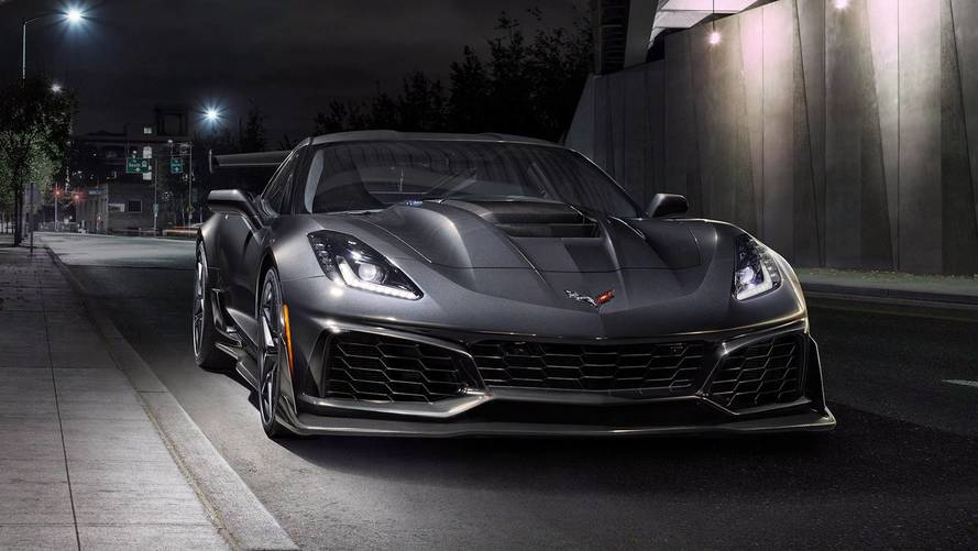 Corvette Chief Engineer Admits ZR1 Wasn't Originally Planned
