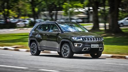 SUVs em setembro: Jeep Compass responde por quase metade das vendas
