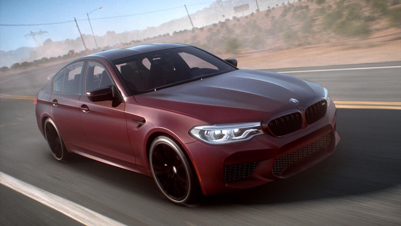 [Copertina] - Nuova BMW M5, debutto