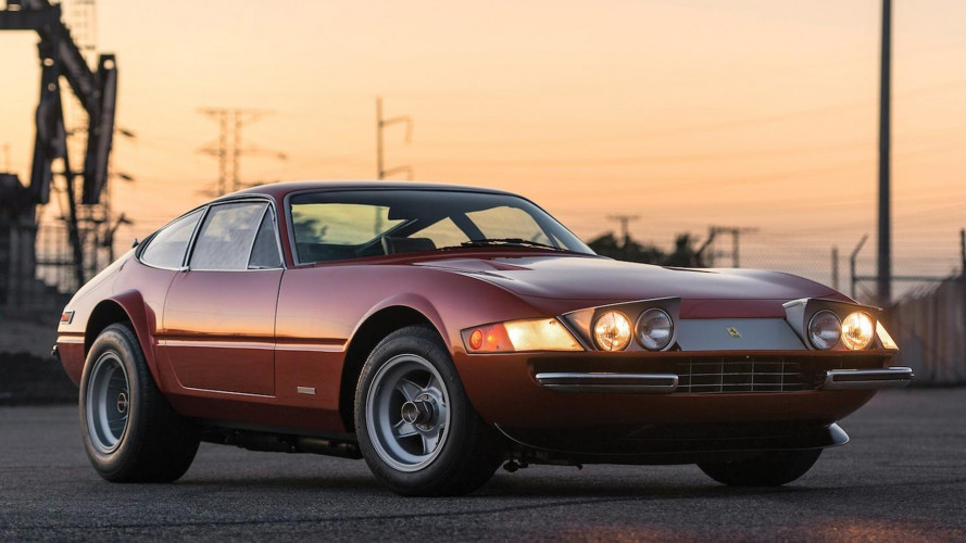 Ferrari, le sei più strane vendute a Pebble Beach