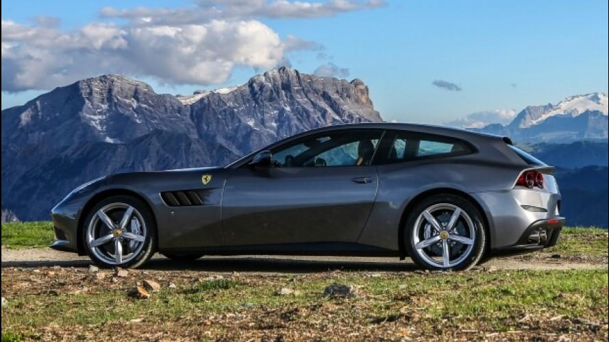 Ferrari, allo studio un nuovo modello a ruote alte