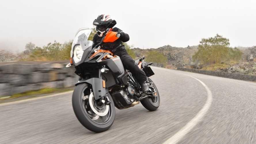 KTM 1090 Adventure 2017 - TEST