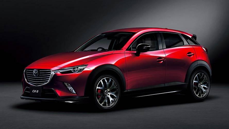 Mazda CX-3 Custom Style 2018