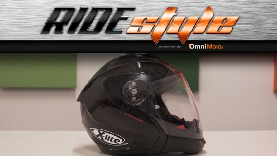 RideStyle: casco X-Lite X-403 GT Ultra Carbon [VIDEO]