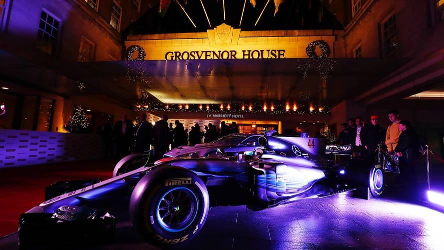 El glamour inundó los Autosport Awards 2017