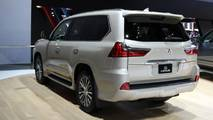 2018 Lexus LX 570 Two-Row