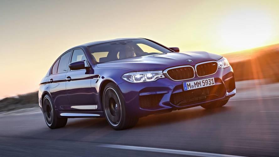 BMW M5 sanıldığından çok daha güçlü