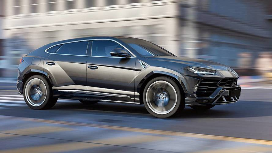 Lamborghini Urus Promo Equates The SUV To Discovering New Planets
