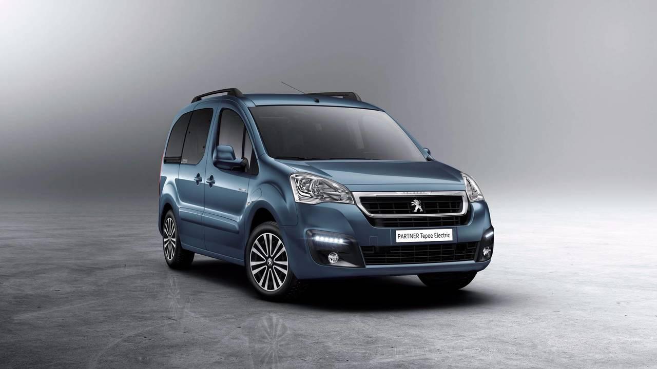 Bonus 2: Peugeot Partner Tepee Electric