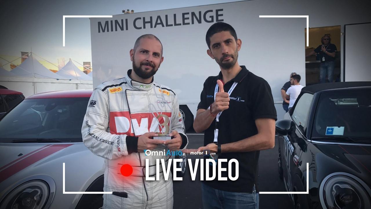[Copertina] - MINI Challenge, Andrea e Giuliano ci raccontano la loro esperienza