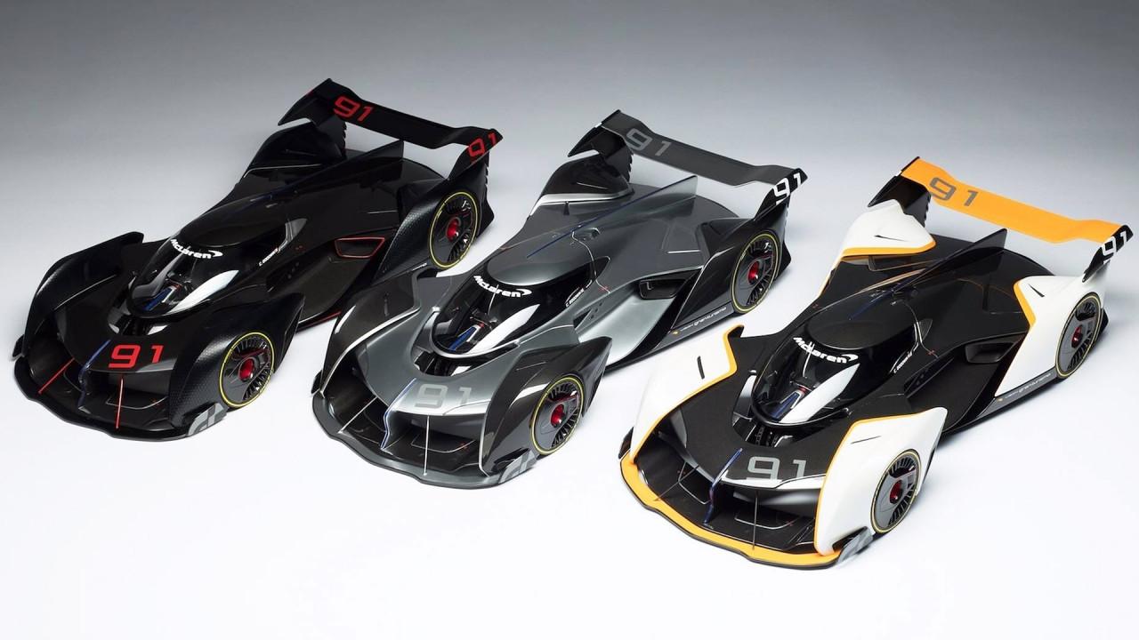 [Copertina] - McLaren Ultimate Vision GT, il modellino firmato Amalgam