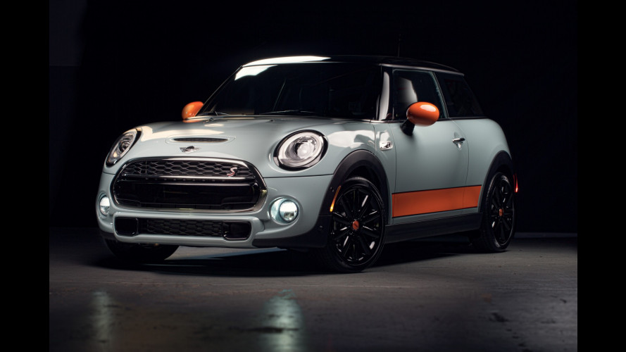 MINI più potenti al SEMA con il kit John Cooper Works