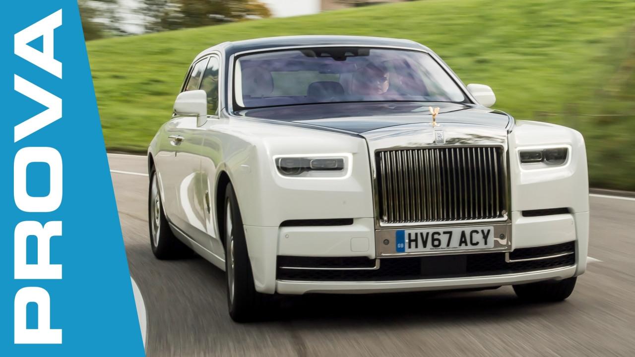 [Copertina] - Nuova Rolls-Royce Phantom, dove tutto è opulenza