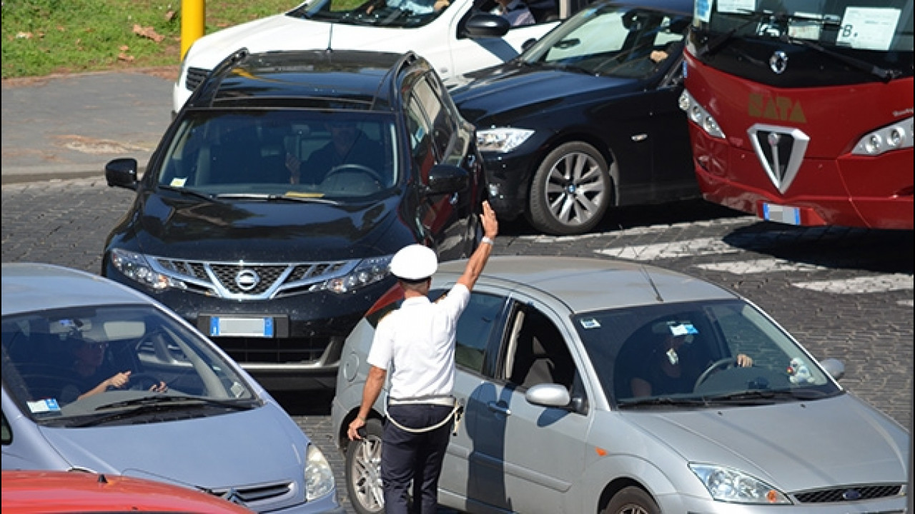 [Copertina] - Ingegneri del Traffico, un consiglio per la Capitale
