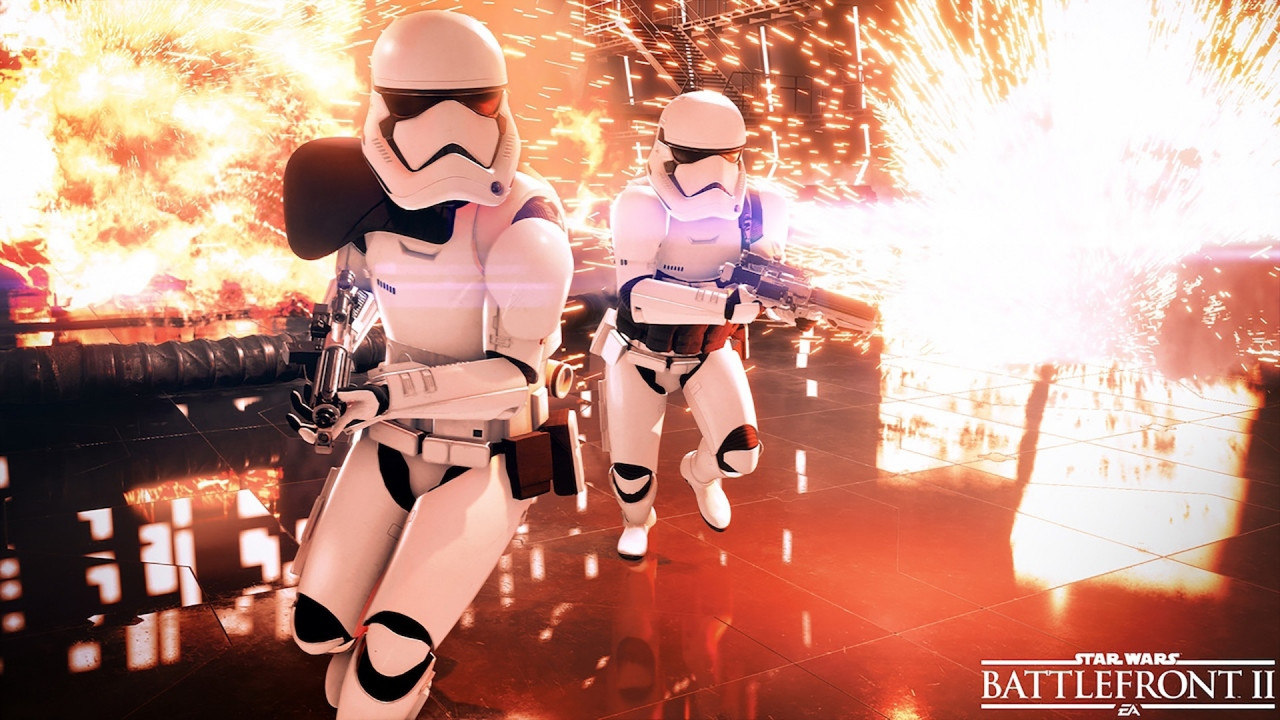 [Copertina] - Star Wars Battlefront II arriva a novembre 2017 [VIDEO]