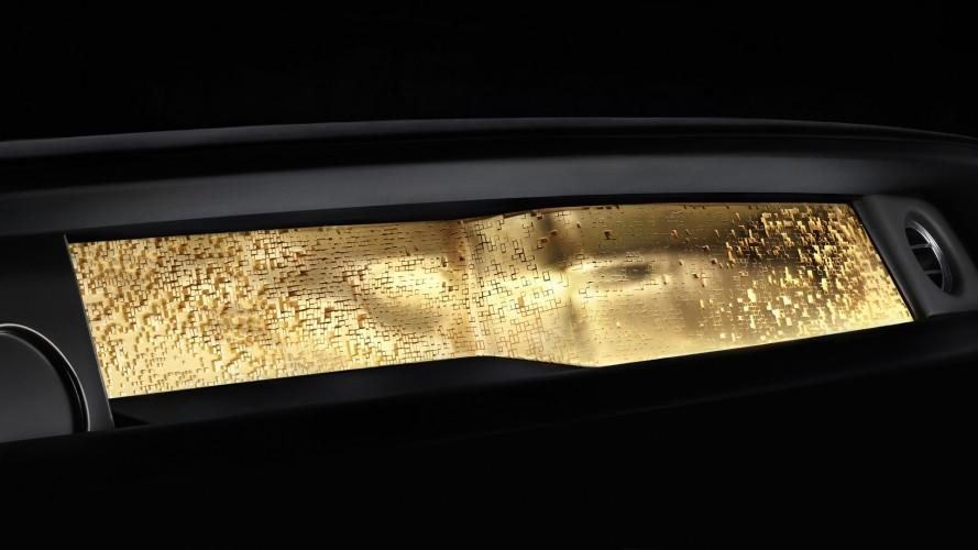 Rolls-Royce Phantom, una galleria d'arte
