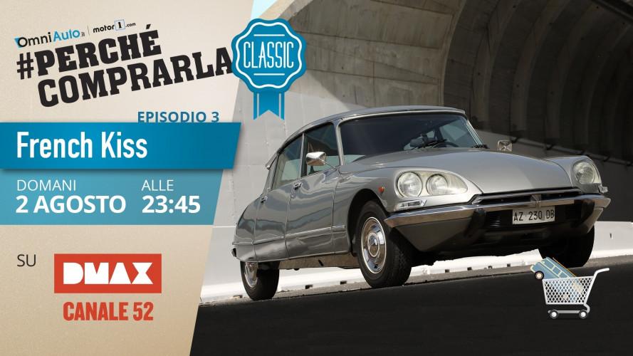 """OmniAuto.it porta su DMAX due """"francesine"""" molto speciali"""