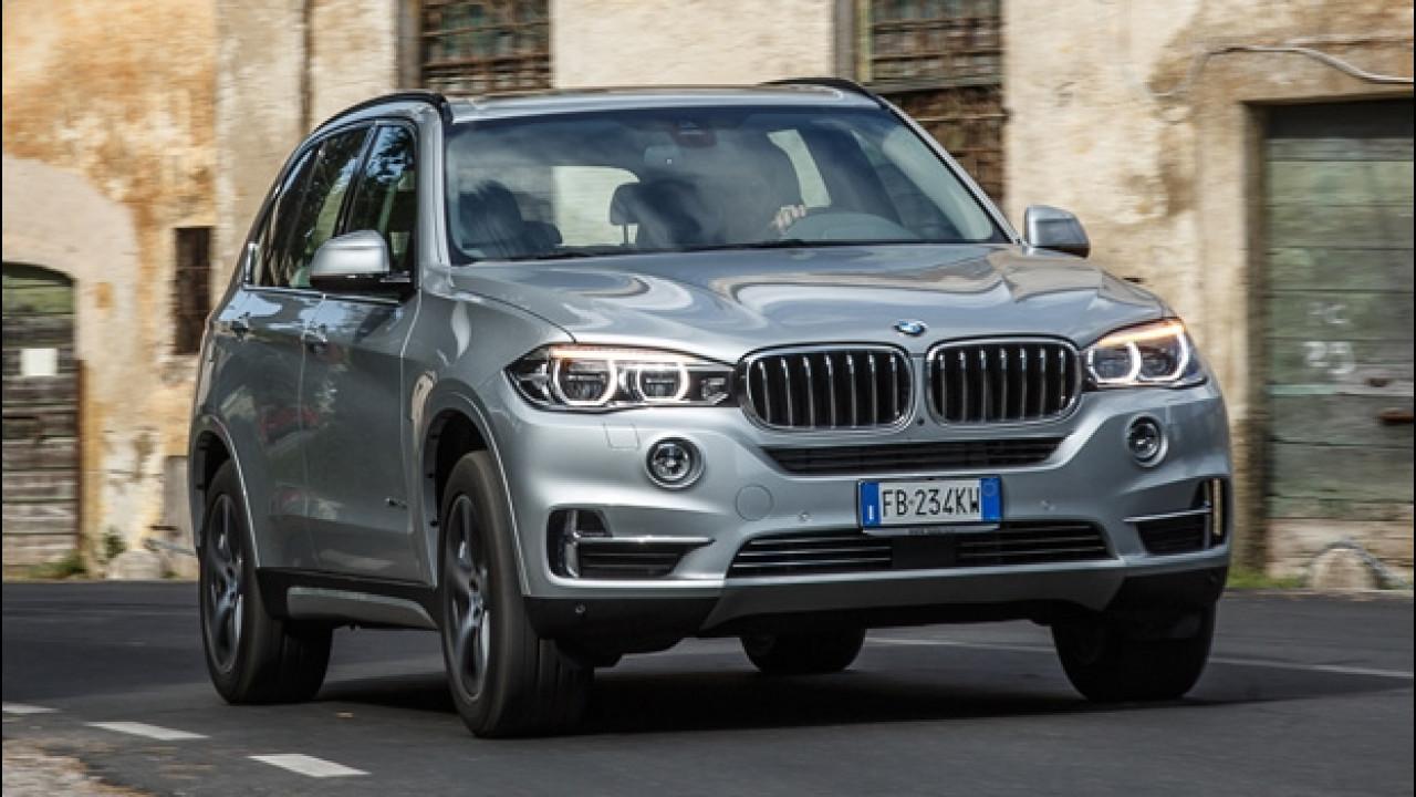 [Copertina] - BMW iPerformance, l'ibrido fa sport