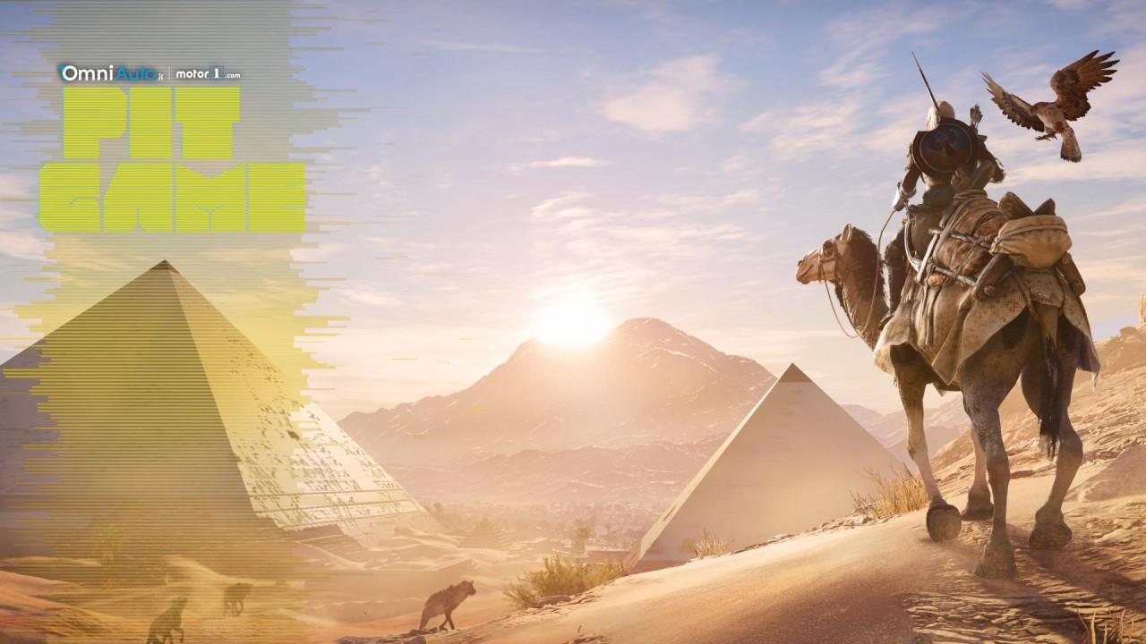 [Copertina] - Assassins' Creed Origins, la recensione completa