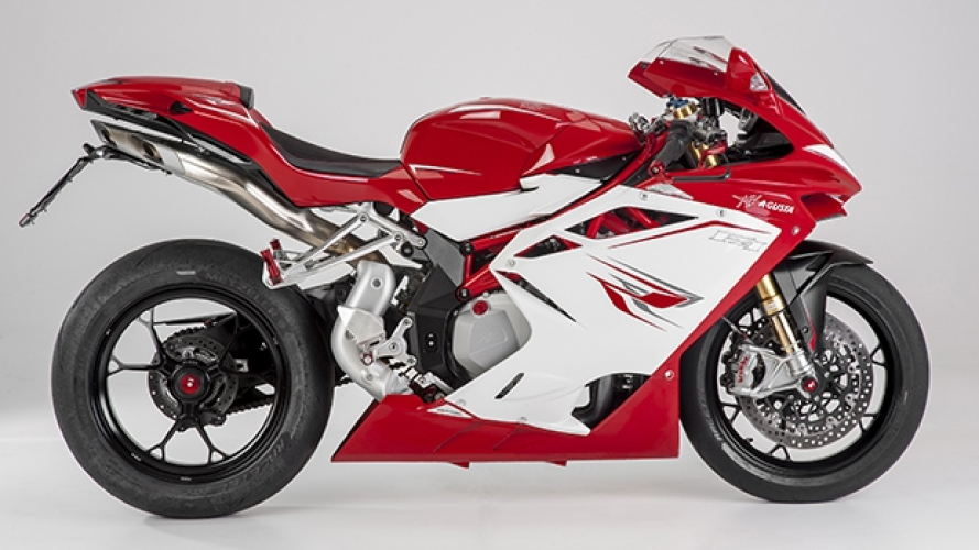 MV Agusta F4, l'Accessory Line di CNC Racing