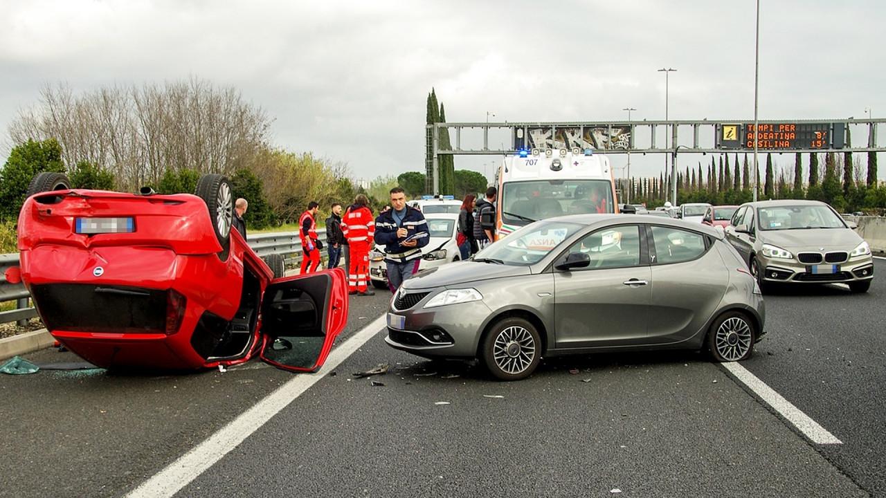 [Copertina] - Incidenti, ecco le strade più pericolose d'Italia