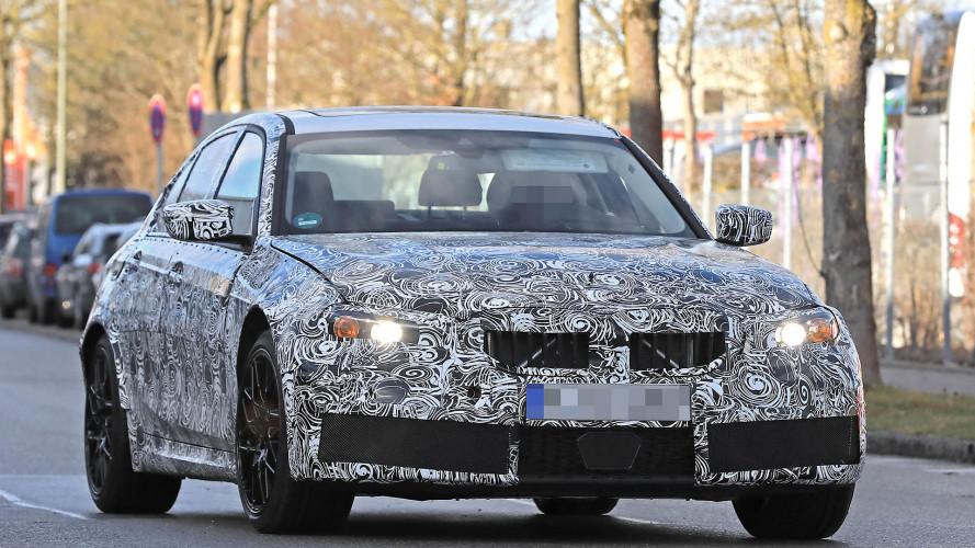 BMW M3 für 2020 als Erlkönig erwischt