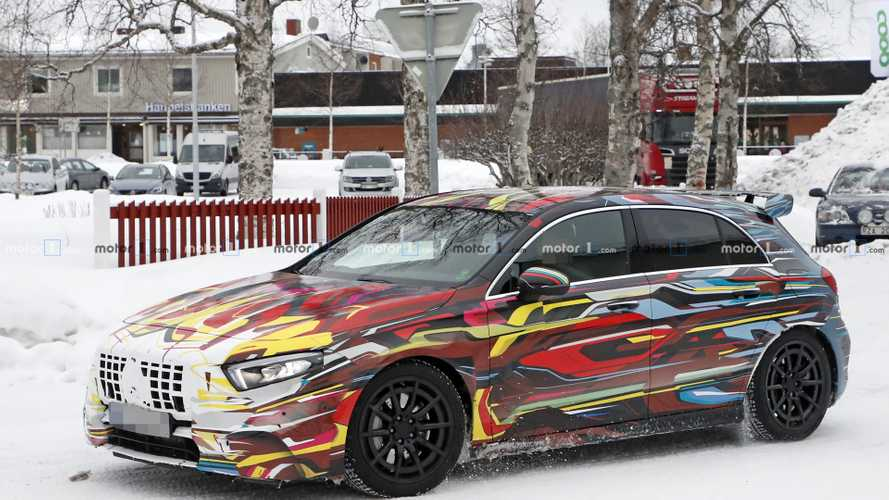 Mercedes-AMG A45 Output Confirmed: 383 And 416 Horsepower