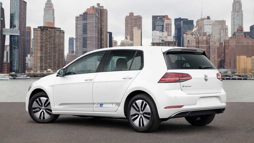 US: The Fade Of Volkswagen e-Golf Sales In 2020 And VW's Switch To SUVs