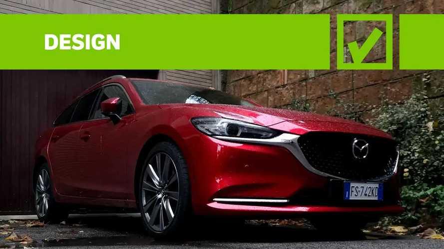 Mazda6 2.2L Skyactiv-D Exclusive, pro e contro