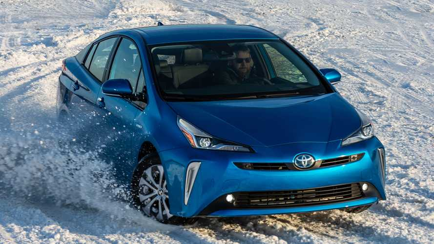 2021 Toyota Prius Getting 20th Anniversary Edition: Report
