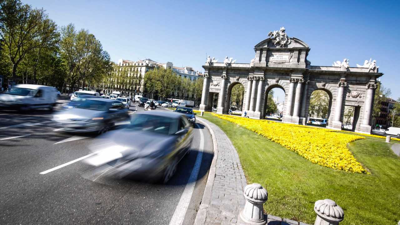 Calles de Madrid, Alcalá