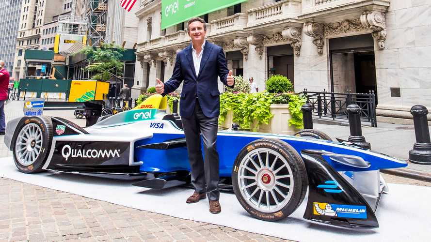 Alejandro Agag ist der Elon Musk des Motorsports