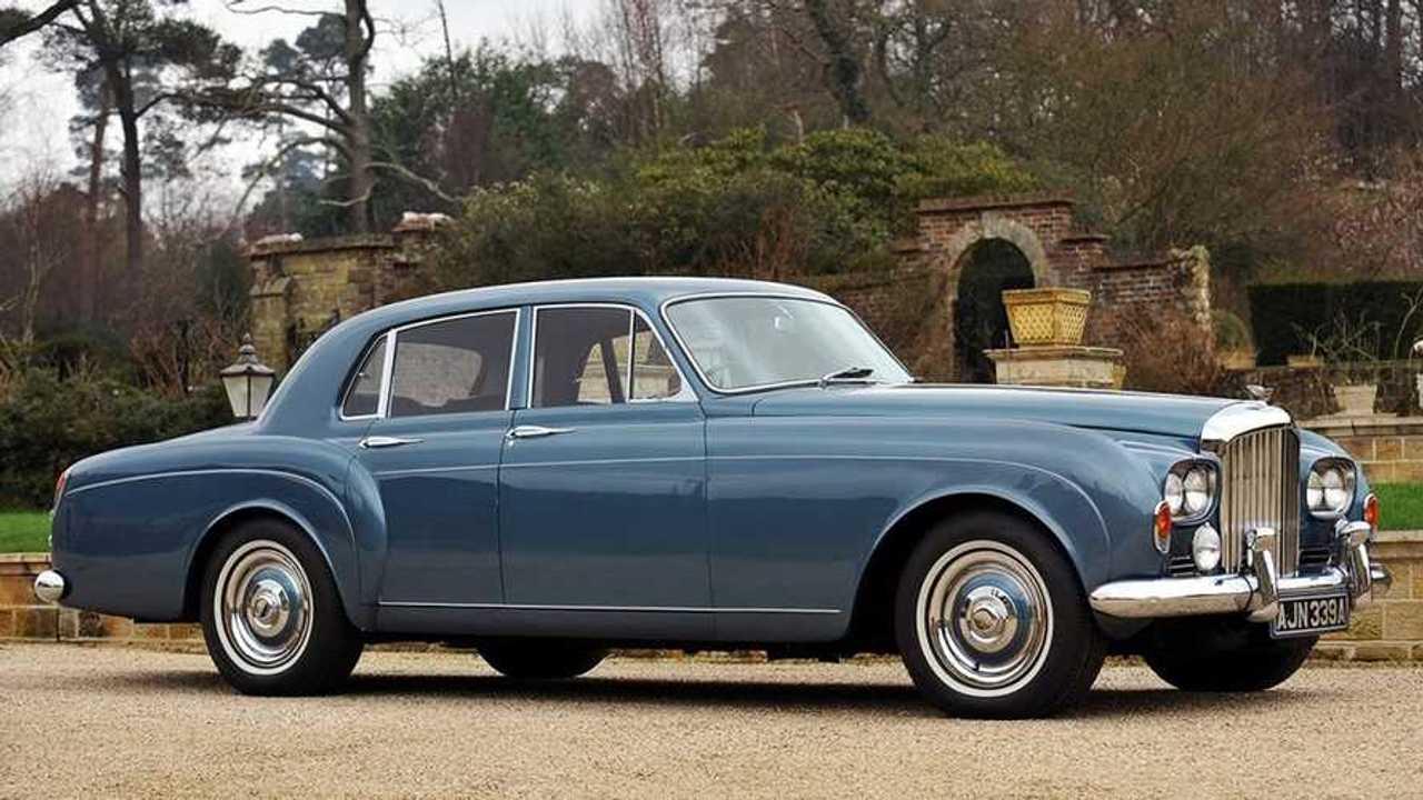 Bentley S3 Continental Flying Spur Saloon de Mulliner Park Ward '1963–65
